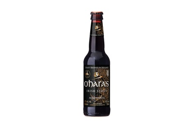 Oharas Irish Stout 4,3% 0,33l