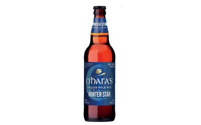 Winter Star spiced pale ale 5,0% 0,5l
