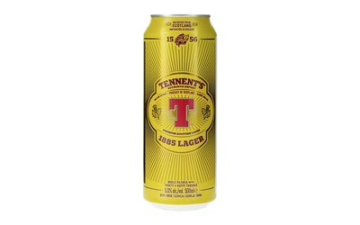 Tennents 1885 lager 5% 0,5l