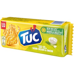 LU Tuc Sourcream&onion 100g