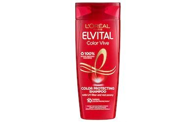 L'Oréal Paris Elvital Color-Vive Shampoo 250ml