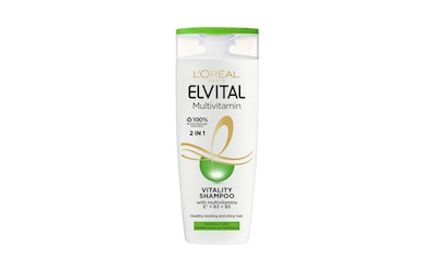 L'Oréal Paris Elvital Multivitamin2in1 Shampoo+hoitoaine 250ml
