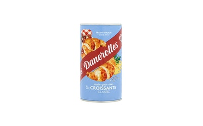 Danerolles 240g Croissants 6kpl tuoretaikina