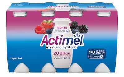 Danone Actimel jogurttijuoma 8x100g metsämarja