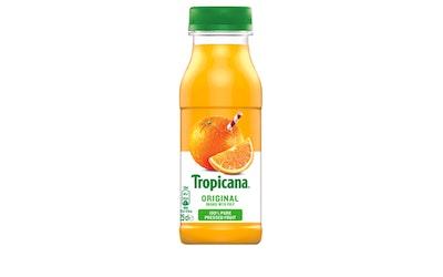 Tropicana appelsiinimehu hedelmälihalla 0,25l