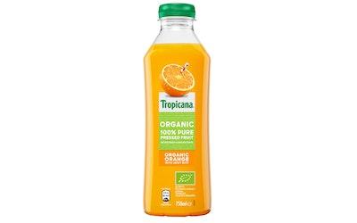 Tropicana luomu appelsiinitäysmehu 0,75l