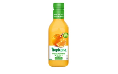 Tropicana täysmehu 0,9l appelsiini hedelmälihalla