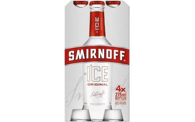 Smirnoff Ice 4% 0,275l 4-pack