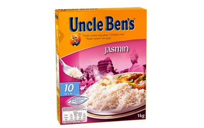 Uncle Ben's jasmiiniriisi 1kg