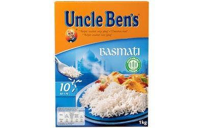 Uncle Ben's basmatiriisi 1kg