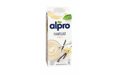 Alpro pehmeän täyteläinen soijavalmiste 750g vanilja