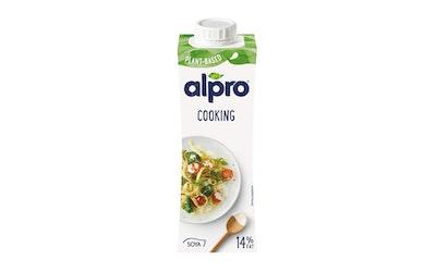 Alpro ruoka 15% soijavalmiste 250ml