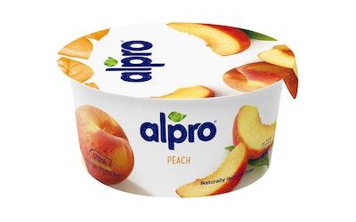 Alpro soijavalmiste 150g persikka