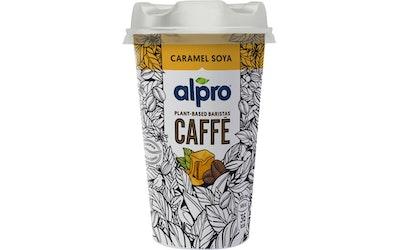 Alpro Caffè kahvijuoma 235ml soija-karamelli