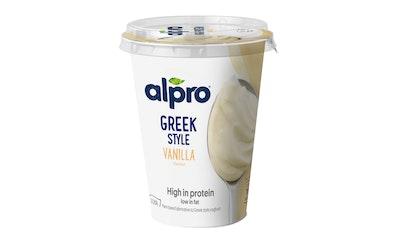 Alpro Go On soijavalmiste 400g vanilja