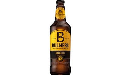 Bulmers Original cider 4,5% 0,5l