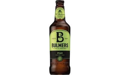 Bulmers Pear Cider 4,5% 0,5l