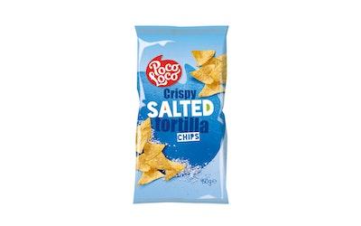 Poco loco lightly salted tortilla chips 450g maissilastu