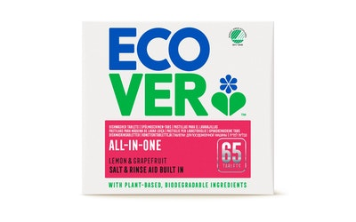 Ecover konetiskitabletti All-in1 65kpl