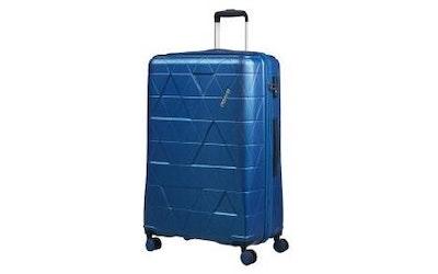 American Tourister matkalaukku Triangolo sininen 55 cm
