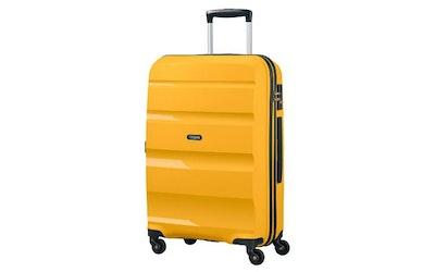 American Tourister matkalaukku Bon Air 66 cm keltainen
