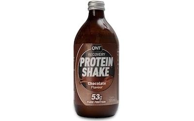QNT Recovery Protein Shake 500ml suklaa