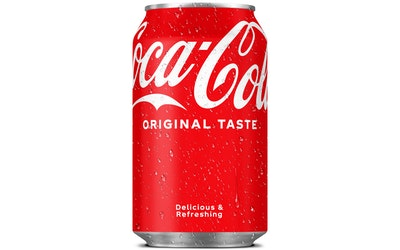 Coca-cola 33cl tölkki
