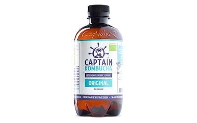 Captain Kombucha Original 0,4l