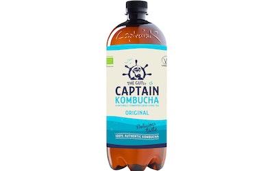 Captain Kombucha Original 0,95l luomu