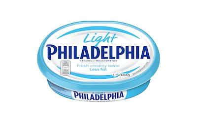Philadelphia tuorejuusto 200g light original 11%