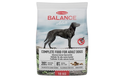 Best Friend Balance Adult koiran täysravinto 10kg