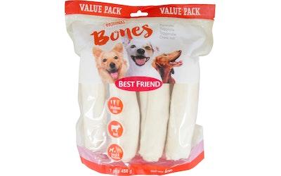 Best Friend Bones bigbite pururulla S/M 17cm 7kpl 450g value pack