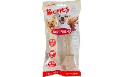 Best Friend Bones Original natural m-hard 17 cm 2 kpl koiran puruluu
