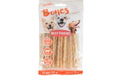 Best Friend Bones Original purutikku natural s-medium 12cm 25kpl