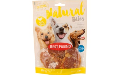 Best Friend Natural Bites kanafileepala 100g