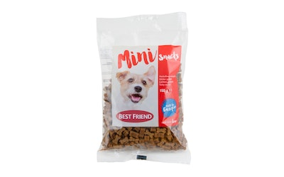 Best Friend mini snacks koiran makupala 150g kana