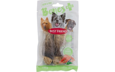 Best Friend Bones skin&coat purupatukka 110g lohi