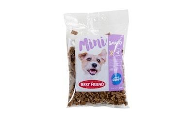 Best Friend Mini snacks 150g riista viljaton koiran makupala