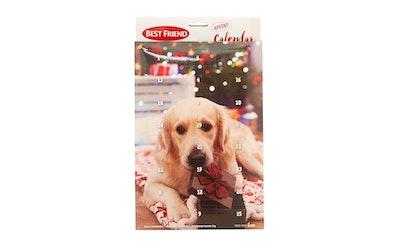 Best Friend koiran herkkupalakalenteri 111g
