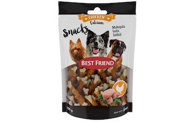 Best Friend Calcium Snacks makupala 100g kanafilee