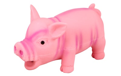 Best Friend Piglet lateksilelu