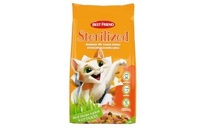 BF Cat food Sterilized 1,5kg