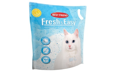 Best Friend Fresh&Easy 10L kissanhiekka