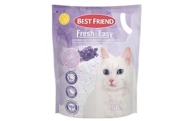 BF Fresh Easy kissanhiekka 5L laventeli