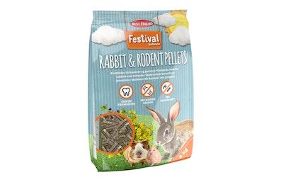 Best Friend Festival Rabbit Rodent pellets 2kg