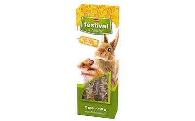 BF Crunchy jyrsijän hunajatankoja 2kpl