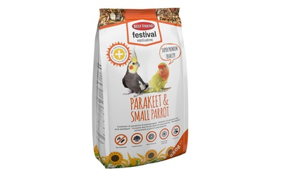 BF Festival Exclusive 850g Parakeet & Parrot