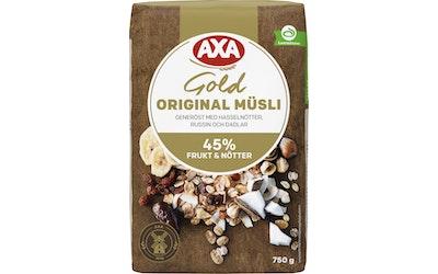 AXA Müsli Gold Original 750g