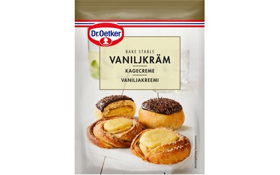 Dr Oetker vaniljakreemi paistonkest 100g