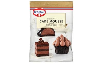 Dr. Oetker Kakkumousse suklaa 130g
